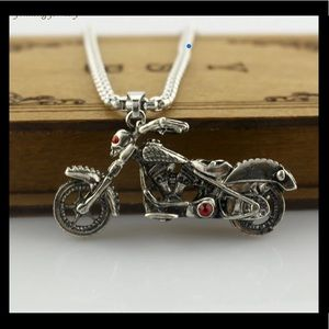 Jewelry - GHOST RIDER NECKLACE